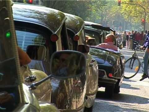 Citroen DS ,50 anniversary, in Paris 2005 from remko dekker
