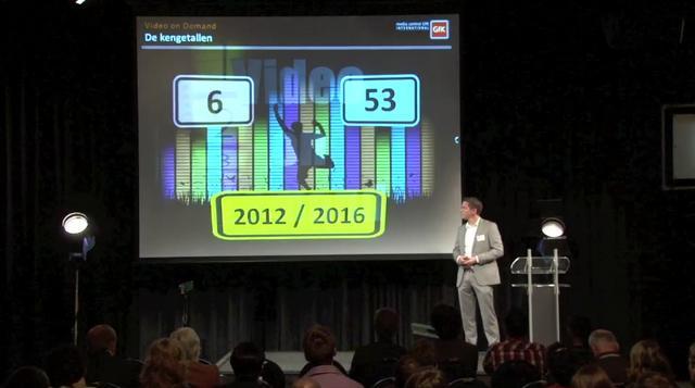 Maikel Verhaaren (GfK Retail and Technology) @ CMC VoD