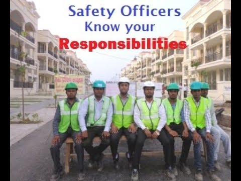 Safety Officer Duties & Responsibility- Best Safety Institute in Patna