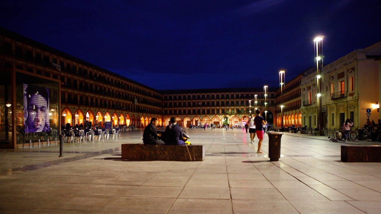Plaza de la Corredera - timelapse