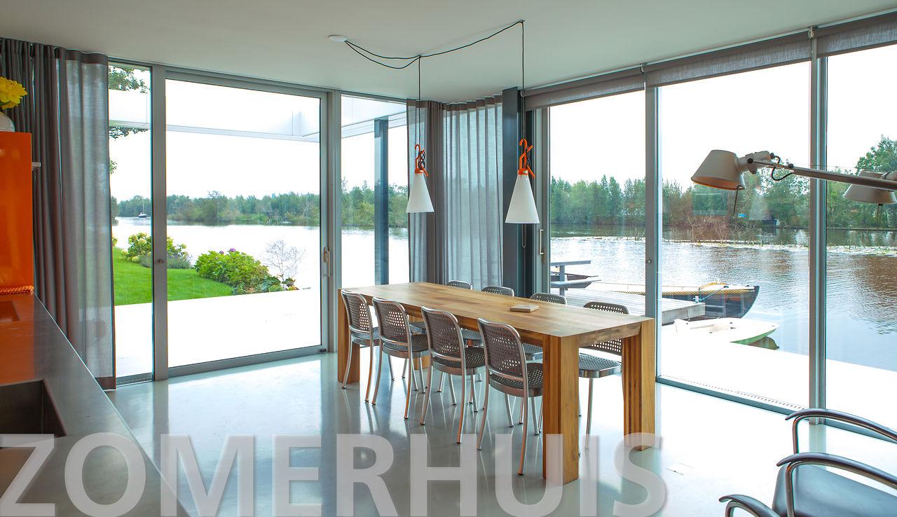 Zomerhuis - OPLArchitecten - Summerhouse