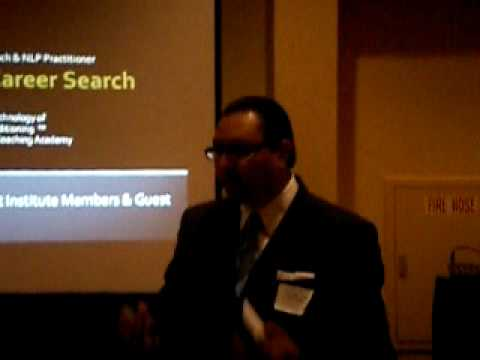 Principles of a career search PMI-OC Irvine Marriott Sept 10, 2009