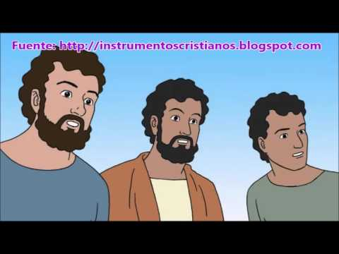 VIDEO EVANGELIO NIÑOS DOMINGO II CUARESMA C