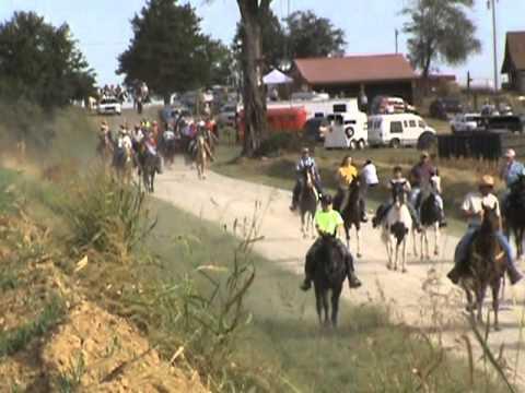 2010 Buck Creek Trail Ride Video 2.mpg