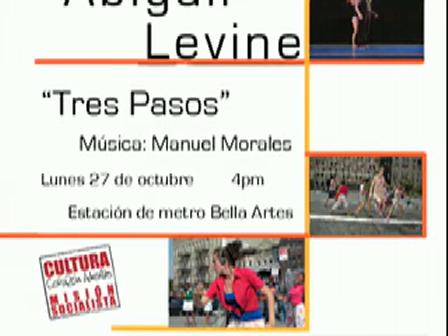 Tres Pasos (2008); Caracas Metro