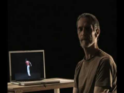 STEVE PAXTON : MATERIAL FOR THE SPINE -DVDrom TRAILER
