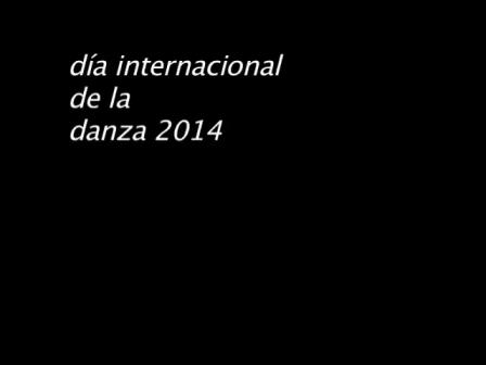 día de la danza 2014