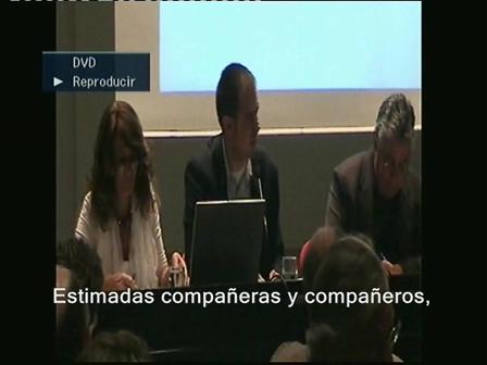 Debate electoral COAM: Manifiesto AJAM2009