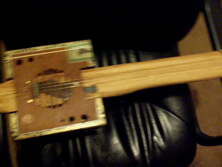 2ed 3 string G-Tar