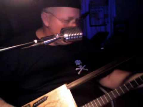 cigar box guitar(Ambassador Inn by Ice Bob)