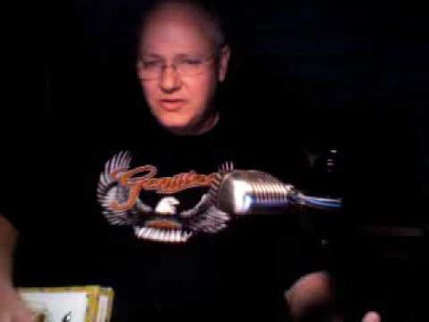 cigar box guitar  Honkey Cat by Ice Bob