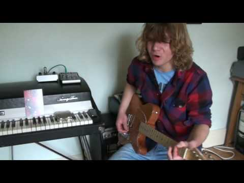 BluesBeaten Redshaw - It Cross My Mind - JuJu Telecaster pickups demo