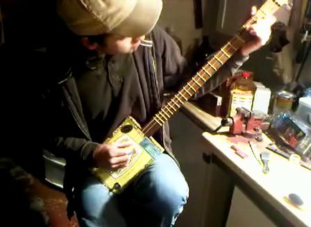 Adam Olmstead on Eater of Strings