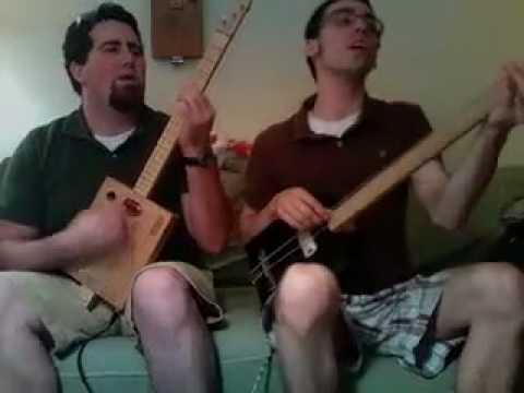 Humidor Troubadours - Wayside / Back In Time