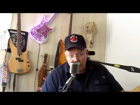 cigar box guitar (Railroad Land by Ice Bob)