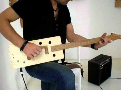 "Chris Fillmore: Klangbox Guitar Check ""Blanche"" n°44"