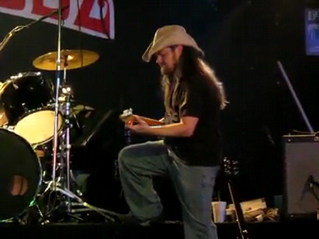 Matt Harvey Blues Band