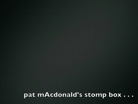 patmAcdonald