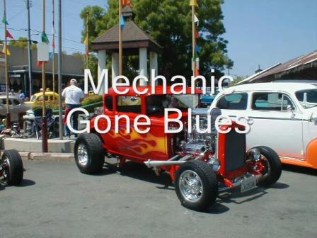 Mechanic Gone Blues
