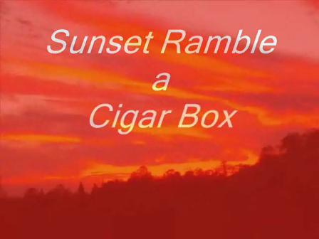 Sunset Ramble
