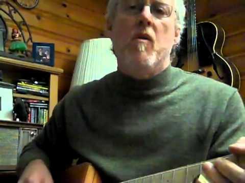 Bootlegger's Son - New Cigar Box Guitar Version - Hardrocking Jonny G
