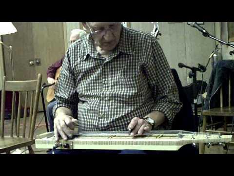 Alan Brisley on lap steel