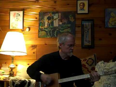 Cigar Box Guitar - Electrified - Hard Rocking Jonny G