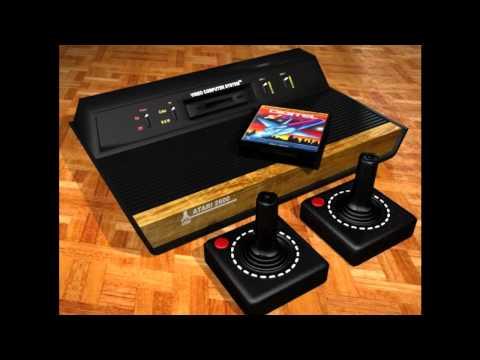 Oscilating Atari SynthCart