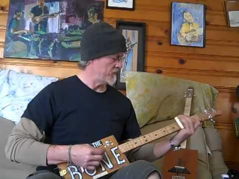 Bad To the Bone CBG Guitar
