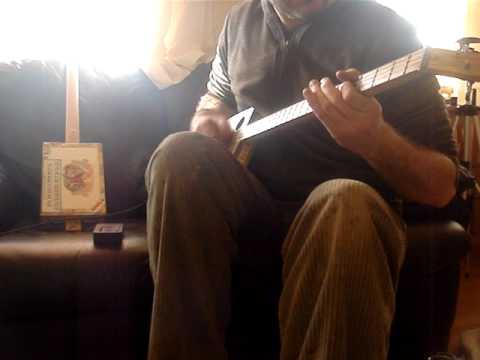 Dogman Guitars Lil' Monte #1