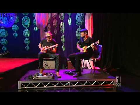 CBGs on Australian TV with Sam Vandenburg and Paul Shirley.