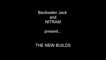 The New Builds by Backwater Jack