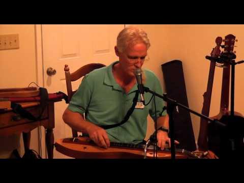 David Beede & Aaron O'Rourke - Buckets of Rain - Mt. Dulcimer and Fretless Bass Dulcimer
