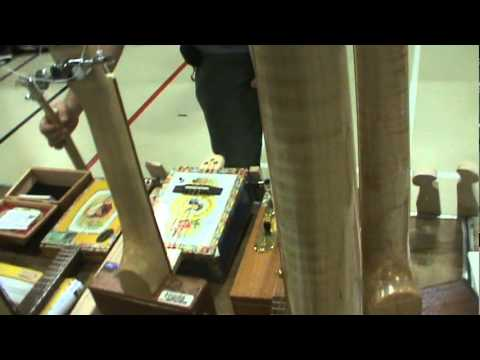 Cigar Box Guitar Odyssey Video Diary Part Two: Setting Up