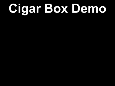 4 string custom made cigar box demo