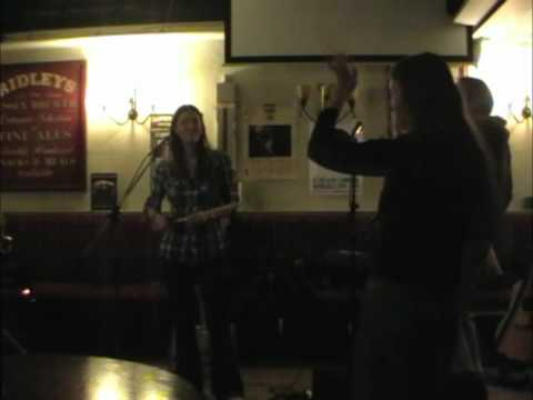 Songsmith Sessions at The Alma (Canjo)  - My first time playing in a pub!!