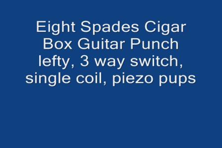 Sound test punch lefty