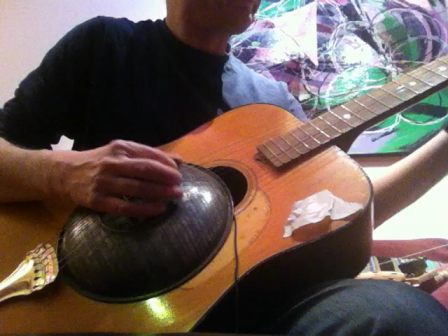 How to do a National guitar on a budget!