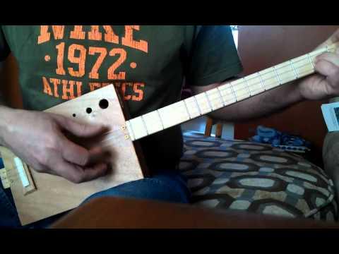 First Padron Box Guitar