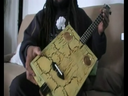 Essai Paint Box Guitar