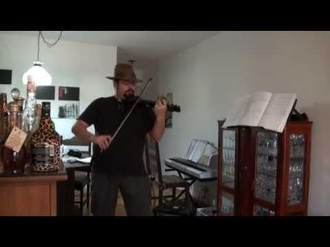 E minor blues Improvisation