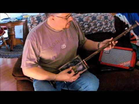Swenson Stingers Nail Pickup soundcheck