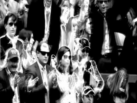 Wimbledon Blues - with 3 string Cigar Box Guitar music