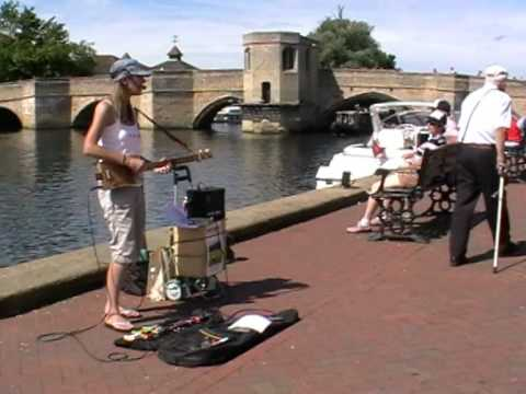 The River - Live, The Quayside St Ives (Cambridgeshire)
