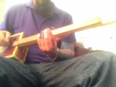 Duelling D Strings on my CBG