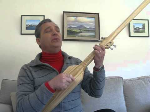 Demo of Uke'n'paddle