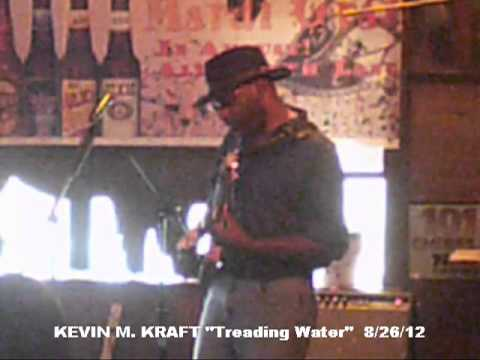 """""""Treading Water"""" performed by Kevin M. Kraft at the 2ND Annual Kansas City Cigar Box Guitar Festival"""