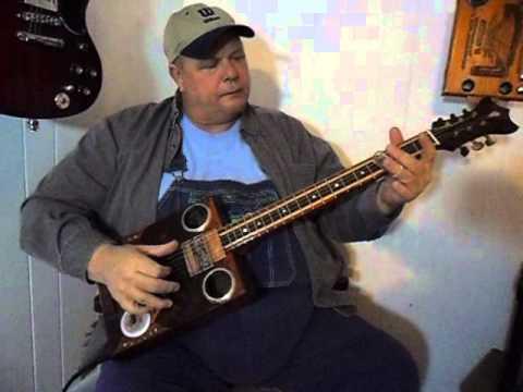 Buddy Loyd on Smokestack 6 String guitar