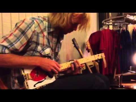 Reed Turchi, Mojobone Works Slide Demo