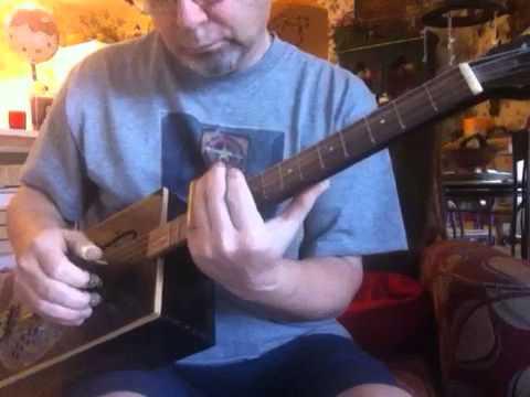 JC's four string resonator sound test